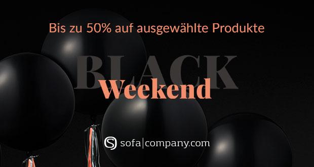 SofaCompany Black Friday 2018