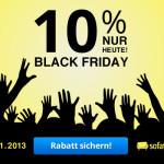 Nur heute 10% sparen bei sofatutor