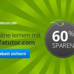 Nur am Black Friday: 60% Rabatt auf alle sofatutor-Lernpakete!