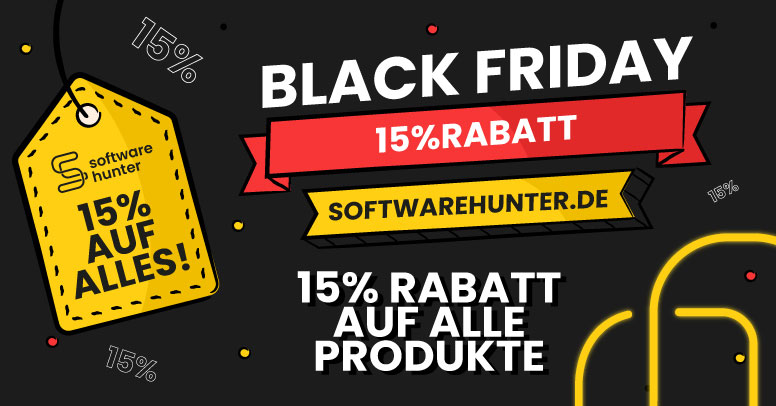 Softwarehunter Black Friday 2020