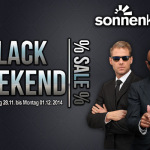 Black Weekend bei sonnenklar.TV: Reisen bis zu 46% Rabatt reduziert!