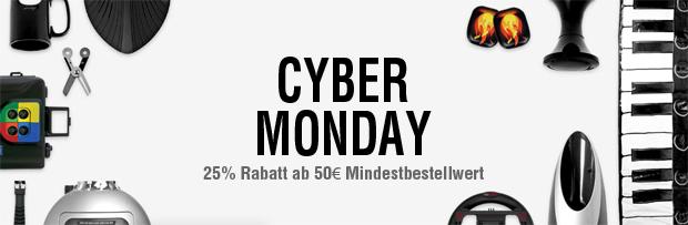 Sowas will ich auch Cyber Monday 2013