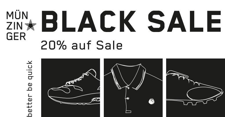 Sport Münzinger Black Friday 2019