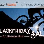 sportsale24 Black Friday – attraktive Fahrradangebote & Rabatte bis zu 50%