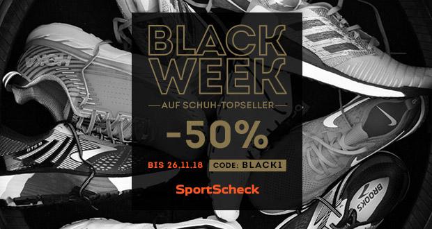 SportScheck Black Friday 2018