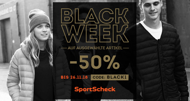 SportScheck Black Friday 2018