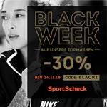 Ausgewählte Performance Produkte bei SportScheck bis zu 30% reduziert!