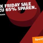 Bis zu 64% Black Friday Rabatt auf ausgewählte Sportartikel bei Sportscheck