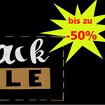 STABILO feiert den Black Sale! Bis zu 50% Rabatt auf ausgewählte Artikel