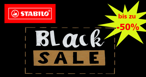 stabilo Black Friday 2018