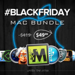 StackSocial Black Friday Mac Bundle: 11 Mac Apps für $50