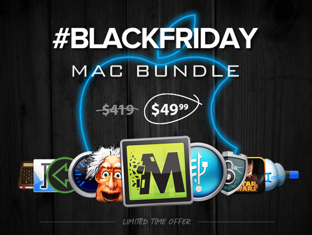 StackSocial Black Friday Mac Bundle