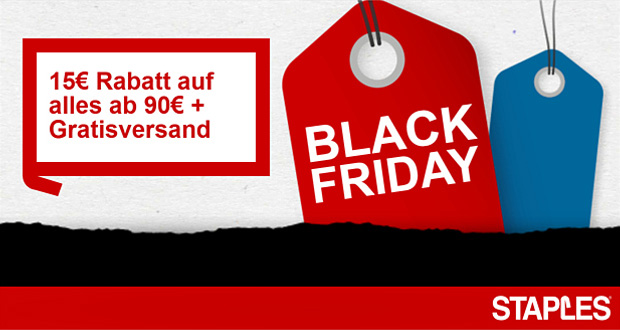 Staples Black Friday 2017