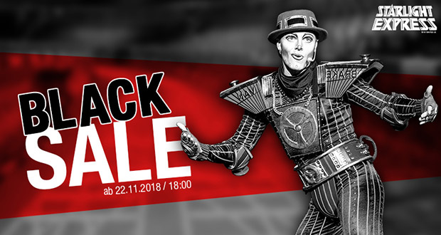 Starlight Express Black Friday 2018