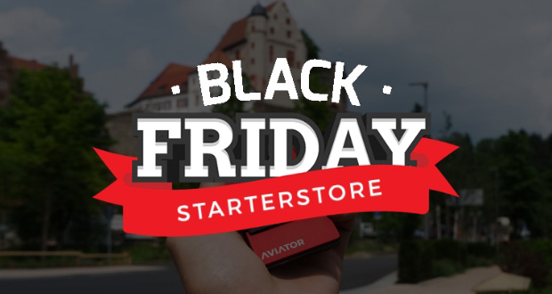 Starterstore Black Friday 2018