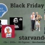 Jetzt zuschlagen – Exklusive Fan-Artikel, DVDs und 3D Figuren von Starvando bis zu 30% reduziert!