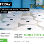20% Rabatt auf alles im Online-Shop von Stoeffler