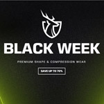 Black Week bei Strammer Max® – bis zu 70% Rabatt auf Premium Shape & Compression Wear