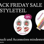 Styleteil reduziert zahlreiche Schmuckstücke und Accessoires um mindestens 50%