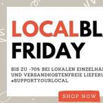 Local Black Friday bei Sugartrends – Bis zu 70% Rabatt bei lokalen Einzelhändlern