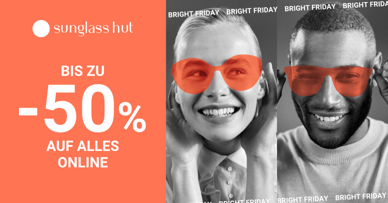 Sunglass Hut Black Friday 2020