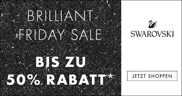 Swarovski Black Friday 2018