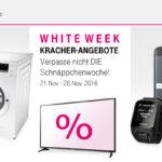 White Week im T Online Shop – Es warten tolle Angebote