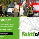 Taktishop mit 20% Rabatt auf jede Bestellung im Online-Shop