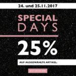 25% Rabatt auf ausgewählte Schuhe, Taschen und Schmuck bei Tamaris!