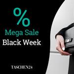 Mega Sale auf Taschen24.de: Taschen, Rucksäcke und Koffer jetzt 15% günstiger