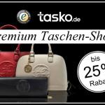 Bis zu 25% Ersparniss im Premium Shop von Tasko.de!