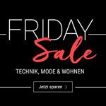 Friday Sale bei Tchibo – Bis zu 50% Rabatt auf Artikel aus Technik, Mode & Wohnen