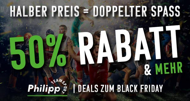 Teamsport Philipp Black Friday 2018