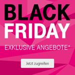 Sicher dir jetzt für kurze Zeit die exklusiven Telekom Black Friday Angebote!*