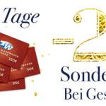 20% Sondernachlass auf alle Geschenkkarten bei Tennis Warehouse Europe!