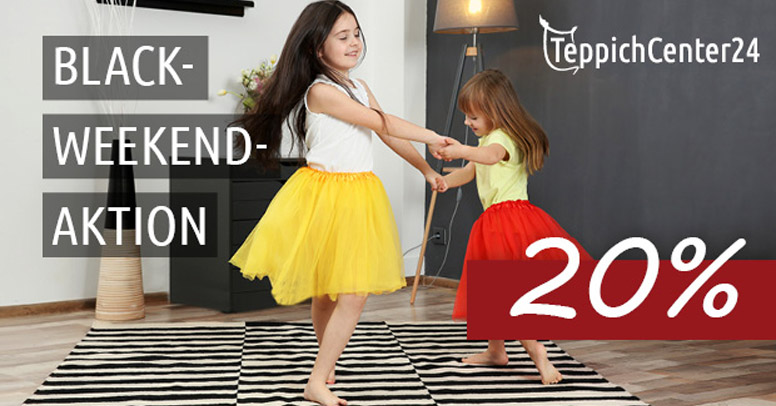 Teppichcenter24 Black Friday 2019