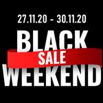 Black Weeken Sale bei Teppichcenter24 mit 15% Rabatt auf alle Teppiche