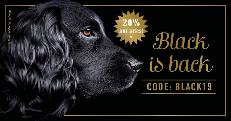 Terra Canis Black Friday 2019