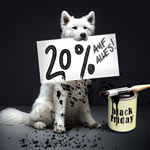 Black Friday bei Terra Canis: Jetzt versandkostenfrei losshoppen und 20% auf alles sparen!
