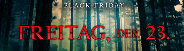 Black Friday Aktion bei Teufel gestartet: Bis zu 300 Euro sparen