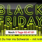 Auch Teufel kündigt für den Black Friday wieder kräftige Rabatte an