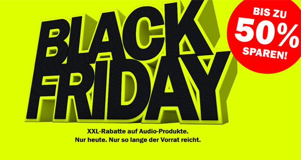 Teufel Black Friday 2017