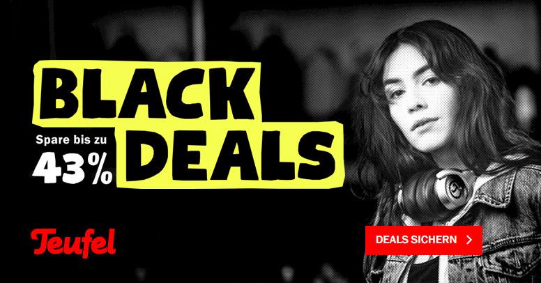 teufel Black Friday 2019