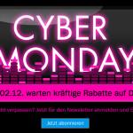 Cyber Monday bei Teufel: Jetzt 5 Euro Gutschein sichern!