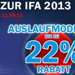 Teufel IFA-Special: Bis zu 22% auf Auslaufmodelle + 10% Rabatt Coupon + 0% Finanzierung für IFA-Neuheiten