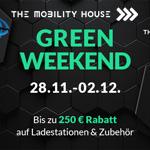 Erhalte bis zu 250 EURO Rabatt mit den Angeboten zum Green Weekend bei The Mobility House