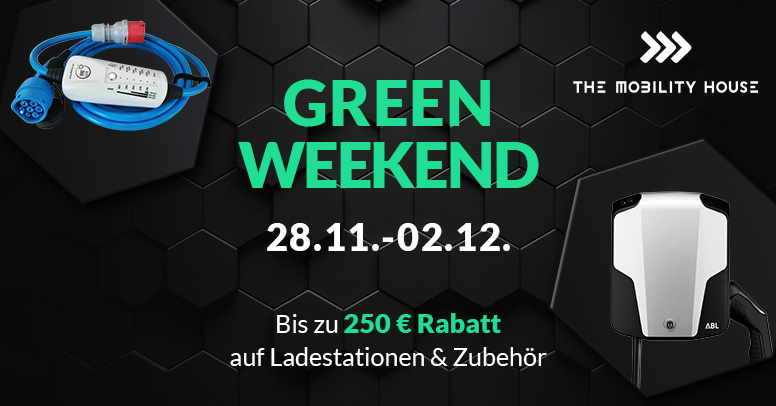 The Mobility House Green Weekend 2019