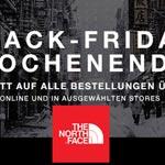 Black Friday Wochenende bei The North Face – Sicher dir 20% Rabatt* auf deine Bestellung