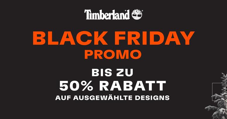 Timberland Black Friday 2020