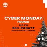 Cyber Monday bei Timberland – Bis zu 50% auf viele Designs